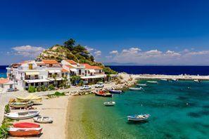 Ubytování Samos, Řecko