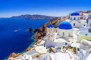 Ubytování Santorini, Řecko
