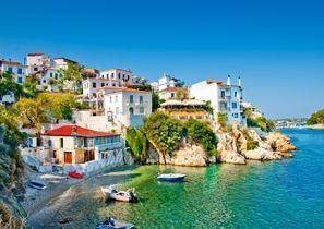 Ubytování Skiathos, Řecko