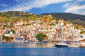 Ubytování Skopelos, Řecko