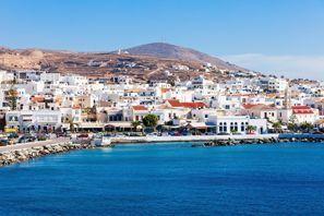 Ubytování Tinos, Řecko