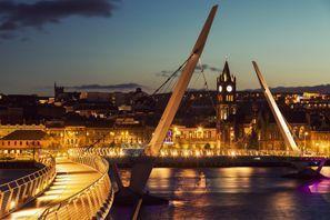 Ubytování Derry, Severní Irsko