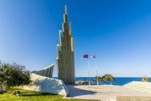 Ubytování Karaoglanoglu, Severní Kypr