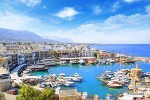 Ubytování Kyrenia, Severní Kypr