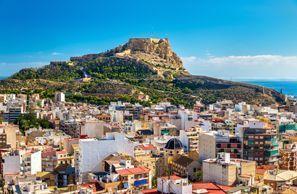 Ubytování Alicante, Španělsko