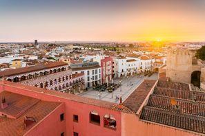 Ubytování Badajoz, Španělsko