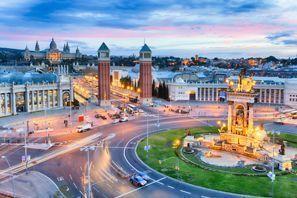 Ubytování Barcelona, Španělsko