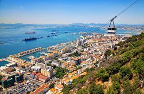 Ubytování Gibraltar, Španělsko