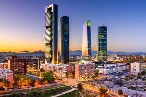 Ubytování Madrid, Španělsko