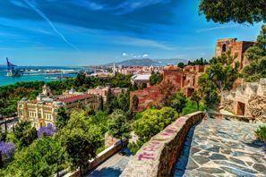 Ubytování Malaga, Španělsko