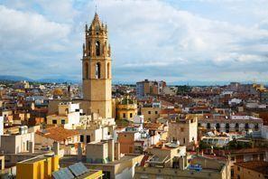Ubytování Reus, Španělsko