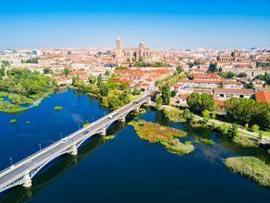 Ubytování Salamanca, Španělsko