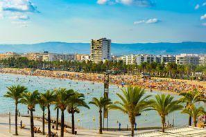 Ubytování Salou, Španělsko