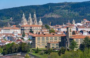 Ubytování Santiago De Compostela, Španělsko