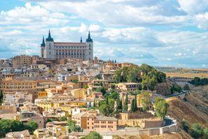 Ubytování Toledo, Španělsko