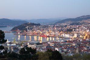 Ubytování Vigo, Španělsko