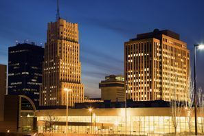 Ubytování Akron, OH, USA