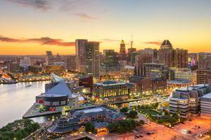 Ubytování Baltimore, MD, USA