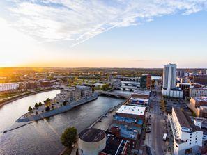 Ubytování Cedar Rapids, IA, USA