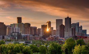 Ubytování Denver, CO, USA