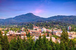 Ubytování Eugene, OR, USA