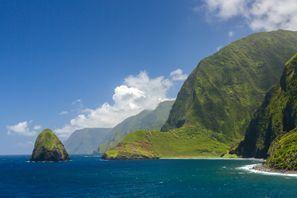 Ubytování Hawaii - Molokai Island, HI, USA