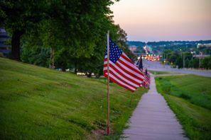 Ubytování Independence, KS, USA