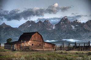 Ubytování Jackson Hole, WY, USA