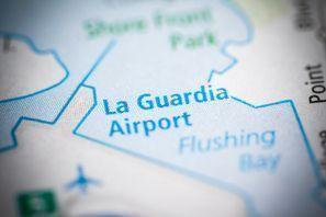 Ubytování La Guardia Letiště, USA