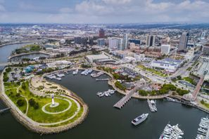 Ubytování Long Beach, USA