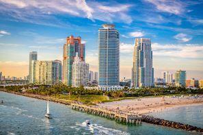Ubytování Miami, USA