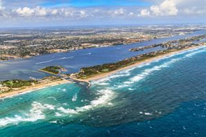 Ubytování Palm Bay, USA