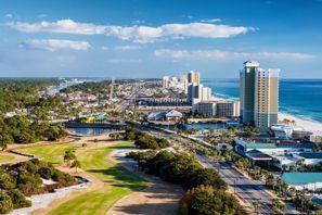 Ubytování Panama City Beach, USA