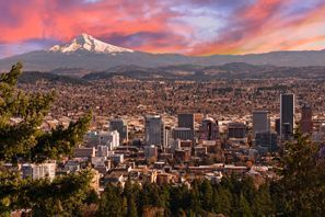Ubytování Portland, OR, USA