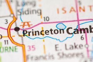 Ubytování Princeton, MN, USA