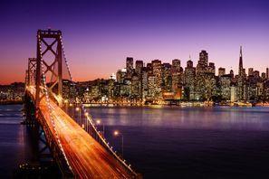 Ubytování San Francisco, USA