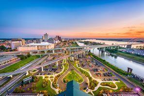 Ubytování Tennessee, TN, USA