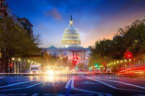 Ubytování Washington, DC, USA