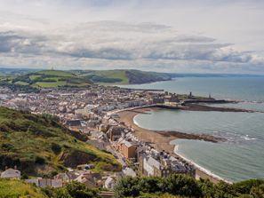 Ubytování Aberystwyth, Velká Británie