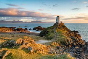Ubytování Anglesey, Velká Británie