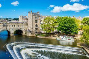 Ubytování Bath, Velká Británie