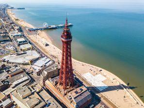 Ubytování Blackpool, Velká Británie