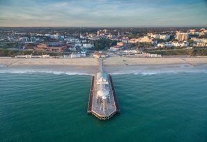 Ubytování Bournemouth, Velká Británie