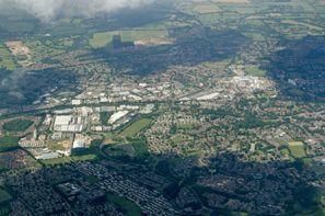 Ubytování Bracknell, Velká Británie