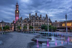 Ubytování Bradford, Velká Británie