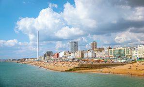 Ubytování Brighton, Velká Británie