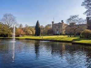 Ubytování Burnley, Velká Británie