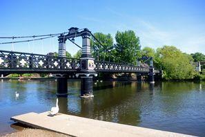 Ubytování Burton Upon Trent, Velká Británie