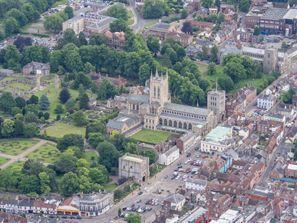 Ubytování Bury St. Edmunds, Velká Británie