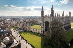 Ubytování Cambridge, Velká Británie